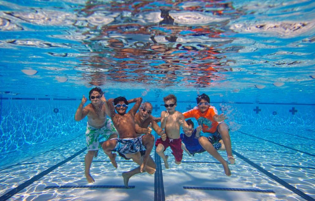 High Sierra Pools - Fun