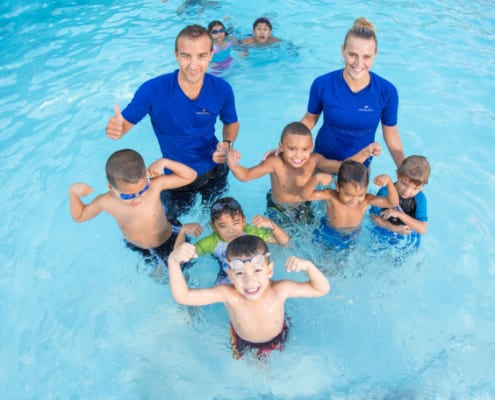 High Sierra Pools - Swim Lesson