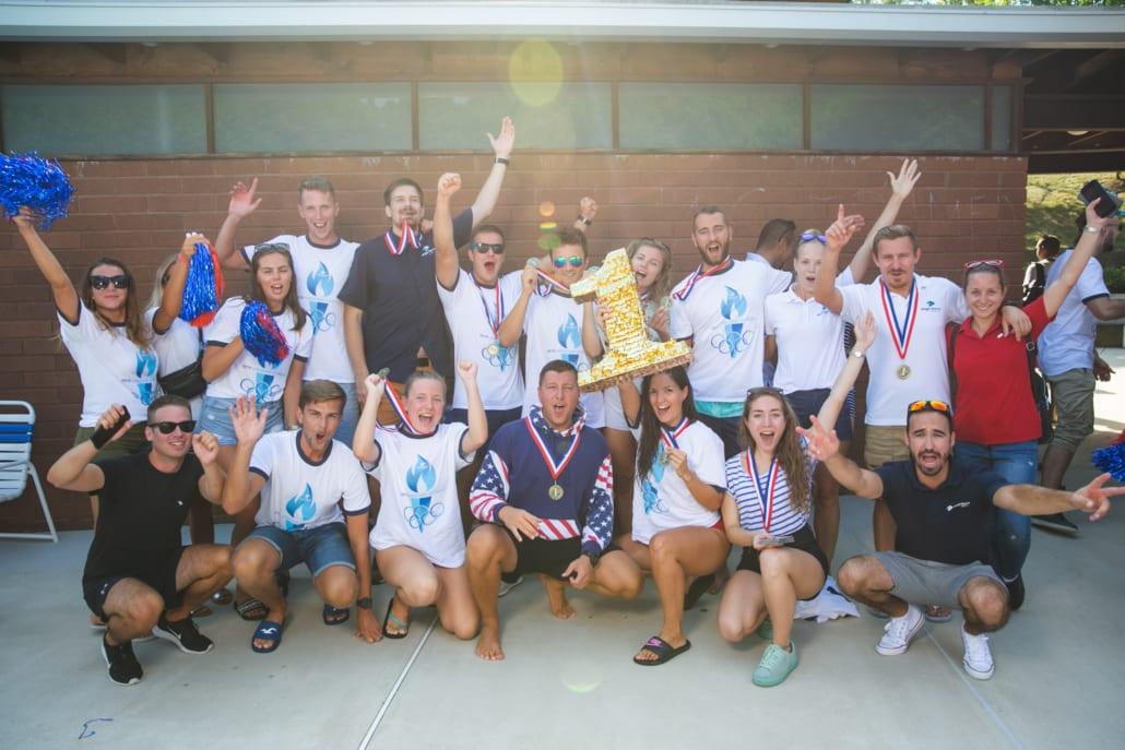 High Sierra Pools - Lifeguard Olympics